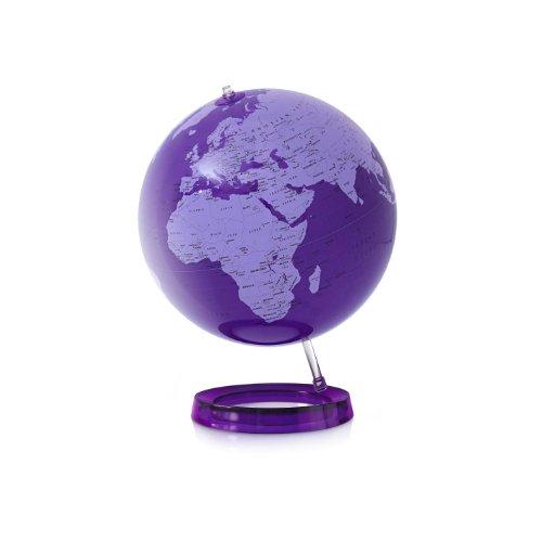 atmosphere-ornamental-non-illuminated-coloured-globe-30-cm-purple