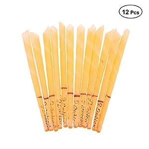 SUPVOX Ohrkerzen mit Filter aus Bienenwachs Kerzen 12 Stück