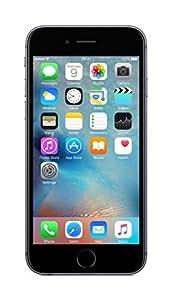 Apple iPhone 6s 64GB SIM-Free Smartphone - Space Grau (Zertifiziert und Generalüberholt)