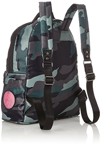 Superdry Women's Midi Punk Backpack Multicolour Multicolore - Patched Camo Image 4