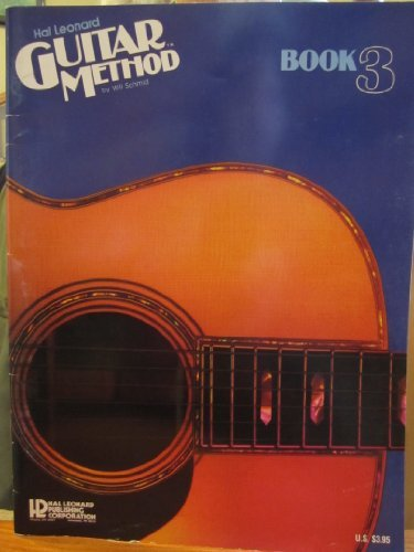 Hal Leonard Guitar Method, Book 3
