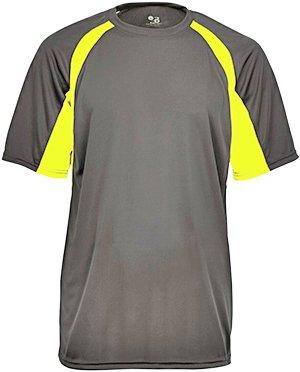badger-sportswear-mens-hook-performance-tee-graphite-safety-yellow-bd4144-4xl