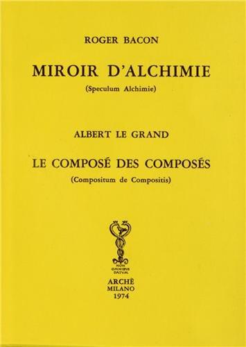 Le miroir d'alchimie