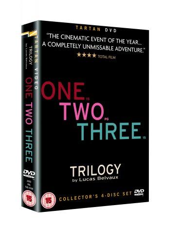 Bild von 1, 2, 3 Trilogy [2007] [DVD] [UK Import]