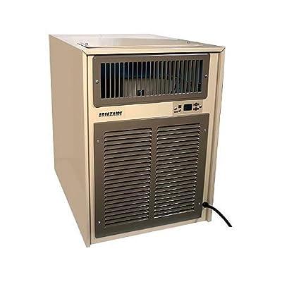 Breezaire WKL-4000 Wine Cellar Cooling Unit -Max Room Size = 1000 cu ft by Breezaire