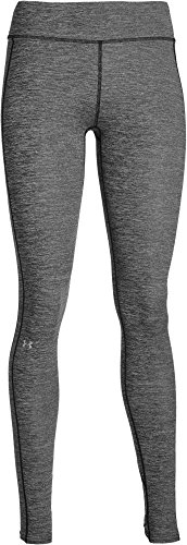 Under armour pantalon de fitness cold gear legging pour femme Noir - Noir