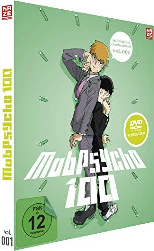 Mob Psycho 100 - Vol. 1 - [DVD]