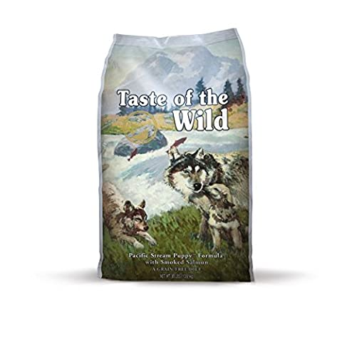 Taste Of The Wild Puppy Food Pacific Stream with Smoked Salmon, 13 kg