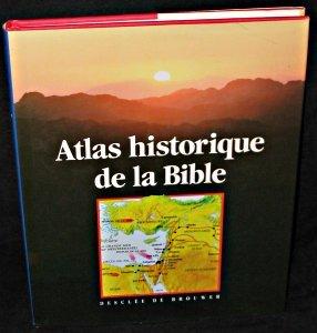 Atlas historique de la Bible par Joseph Rhymer