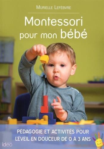 Montessori pour mon bb