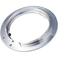 Lens Adapter for Nikon AI AF Lens to Canon EOS Camera DSLR 5D II 7D 550D 1100D DC101
