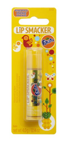 Lip Smacker Baume à Lèvres Parfum Fanta Ananas 4 g