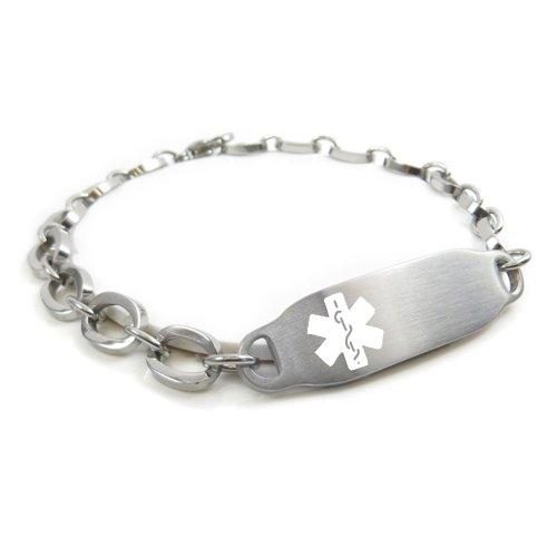 myiddr-collier-bracelet-grave-medical-arbre-ecrou-dallergies-dalerte-lien-ovale