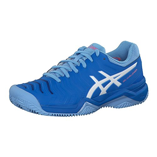 Asics Damen Tennisschuhe Outdoor Gel-Challenger 11 Clay Hellblau (299) 40,5EU