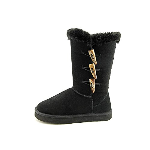 Style & Co Bellaa Daim Botte d'hiver Black