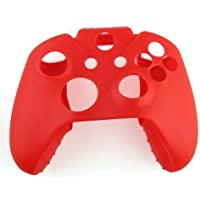 NEW Silicone Case Custodia Protettiva Rosso per XBOX ONE Controller Joystick