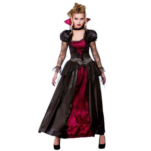 Damen Vampir-königin Halloween Kostüm für Kostüm Damen - -