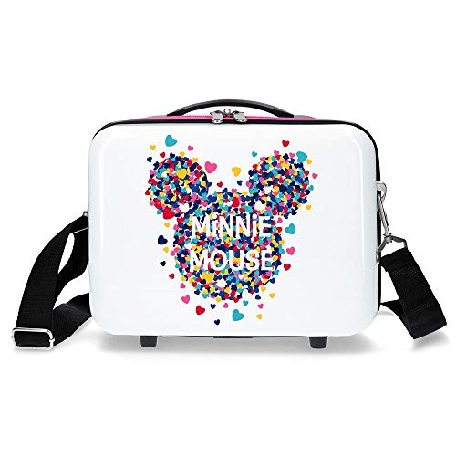Disney Magic Beauty Case da viaggio 29 centimeters 9.14 Bianco (Blanco)