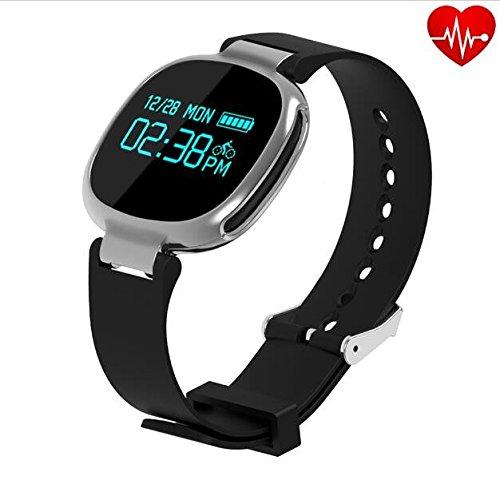 Bazaar e08 bluetooth smart watch herzfrequenz monitor schwimmen ip67 wasserdicht fitness tracker monitor für schwimmen