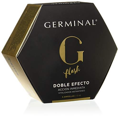 Germinal - Acción Inmediata Doble Efecto Flash (5 ampollas)