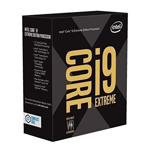 Processore Intel BX80673I97980X grigio