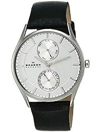 Skagen Holst Analog Silver Dial Men's Watch - SKW6065
