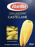 Barilla Hartweizen Pasta Collezione Castellane, 15er Pack (15 x 500 g)