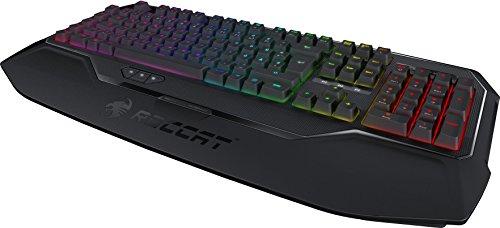 Roccat Ryos MK FX RGB Mechanische Gaming Tastatur (DE-Layout, Per-key, RGB Multicolor Tastenbeleuchtung, MX Key Switch RGB braun) - 5