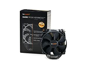 be quiet! Dark Rock Advanced C1 Ventirad monotour 6 caloducs ventilateur SilentWings 120mm