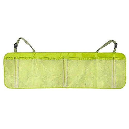 Auto-Kindersitztoy Autotrunk-Organisator-SpeicherMobile iPhoneSitz-Paket (Farbe: grün)