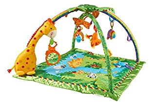 Fisher-Price - Gimnasio Sonidos de la Selva Fisher-Price 0m+ (B000FFL58Q) | Amazon price tracker / tracking, Amazon price history charts, Amazon price watches, Amazon price drop alerts