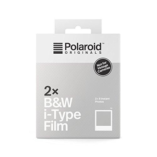 Film i-Type S&W Doppelpack - Weißer Rahmen ()