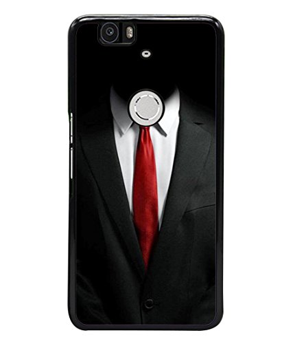 PrintVisa Designer Back Case Cover for Huawei Nexus 6P :: Huawei Google Nexus 6P (Suit shirt tie formal decent)  available at amazon for Rs.385