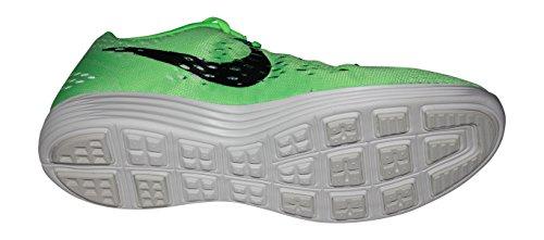 NIKE Chaussures Running Lunartempo Homme 41 Voltage Green / Summit White / Radiant Emerald