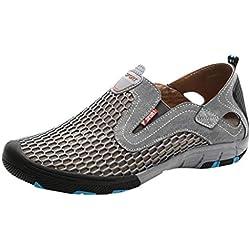 Darringls Zapatos de Hombre,Zapatos de Running para Hombre Mujer Zapatillas Deportivo Outdoor Calzado Asfalto Sneakers Zapatillas Deportivas de Mujer Running Sneakers 38-45