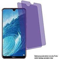 Tablet & Ebook-zubehör Bruni 2x Folie Für Huawei Honor 8x Max Schutzfolie Displayschutzfolie Bildschirmschutzfolien