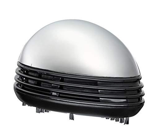 Cilio Aspiradora de Mesa 304501, de Acero Inoxidable, 10 x 8,5 x 7cm