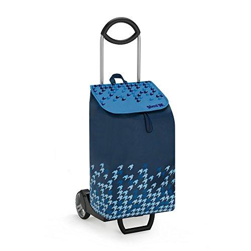 Gimi Ideal Blau Einkaufstrolley