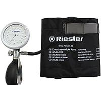 Riester 1364-122 Esfignomanómetro con brazalete velcro brazos obesos, ...