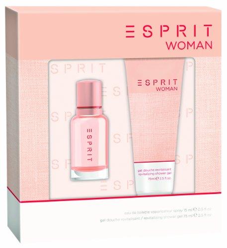 Esprit Esprit woman edt 15 ml plus shower gel 75 ml 1er pack 1 x 2 set