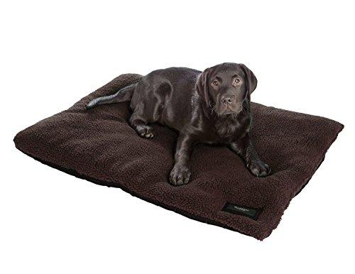 Wellington of Bilmore Thermodecke Hundedecke Dogbed braun