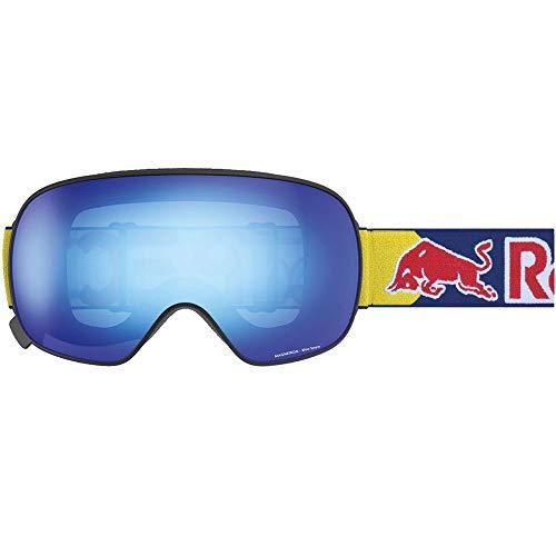Red Bull Spect Eyewear Goggle Schneebrille Magnetron-002 Black/Blue Snow - Smoke