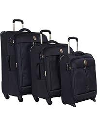 Delsey Flight Set 3 Trolleys expandibles (55, 65, 75)