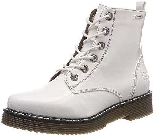 bugatti Damen 431549325900 Stiefeletten, Weiß (Offwhite 2100), 39 EU