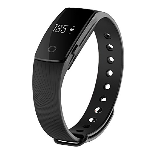 id107-bluetooth-heart-rate-monitor-smart-watch-fitness-tracker-for-android-ios-black