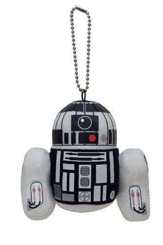 Star Wars x Pacific League Droid Plush Key Chain Chiba Lotte Marines (japan import)