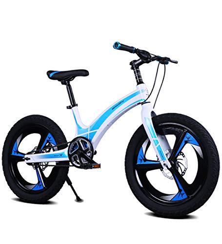 SJSF Y 24 Zoll Kinderfahrrad, Kinderfahrräder, Mädchen Und Jungen Ab 10-15 Jahre Mountainbikes 20 Zoll Kinderrad Cruiser Fahrrad Für Kinder,D