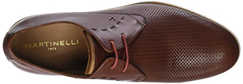 Martinelli Berry 1334-1027v, Derbys Homme Marron (cuir)