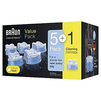 Braun Clean und Renew