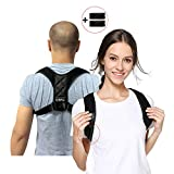 Posture Corrector, Effective and Comfortable Bodywellness Posture Corrector for Women and Men